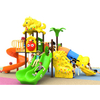 Backyrad Cartoon Flame Roof Children Slide Playground (BBE-N5)