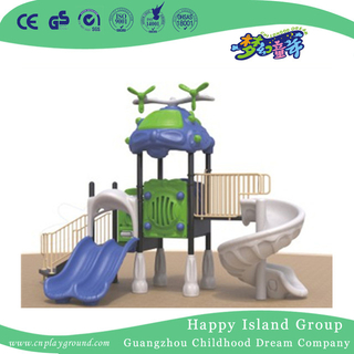 Small School Toddler Helicopter Playground Equipment (1913801)
