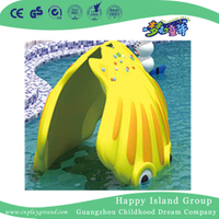 Shell Shape Spraying Water Game Equipment (HHK-11102)