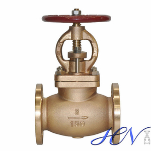 Marine Bronze Flanged Manual Globe Valve