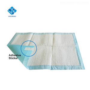 Disposable Puppy Pet Training Pads With Super Absorbency And Adhesive Strip