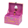 Customised Kids Birthday Cute Mirror Ballet Antique Ballerina Music Box