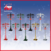 (LV188DH-HH) Rainproof Christmas Snowing Vertical Streetlamp
