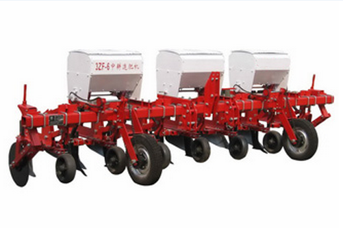 3ZF-6 Cultivator Dressing Machine