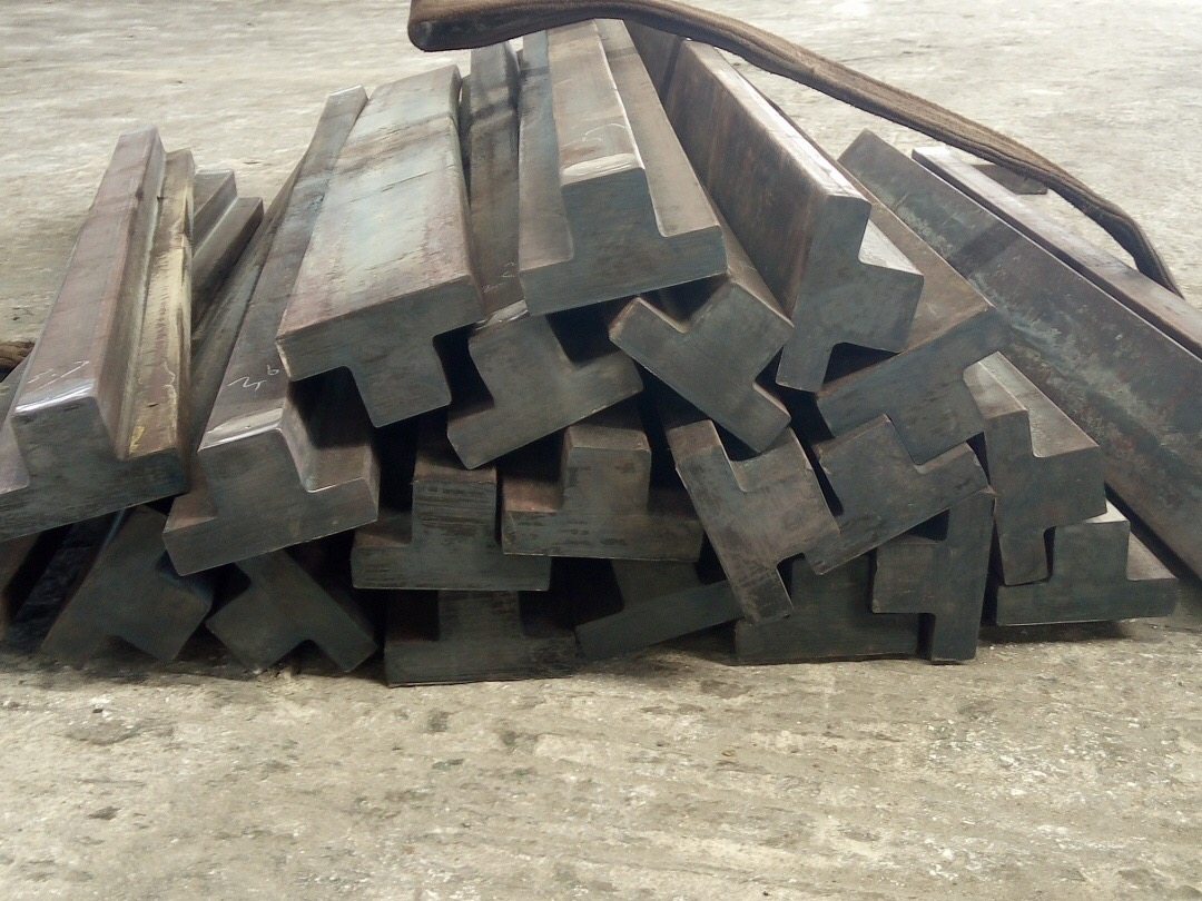 SS400 cold drawn carbon steel profiles