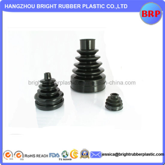 Customized Rubber Flexible Bushings Moulded Bellows