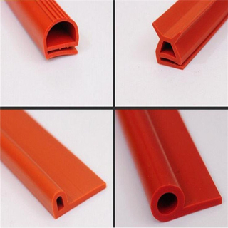 OEM Various Extrusion Rubber Seal