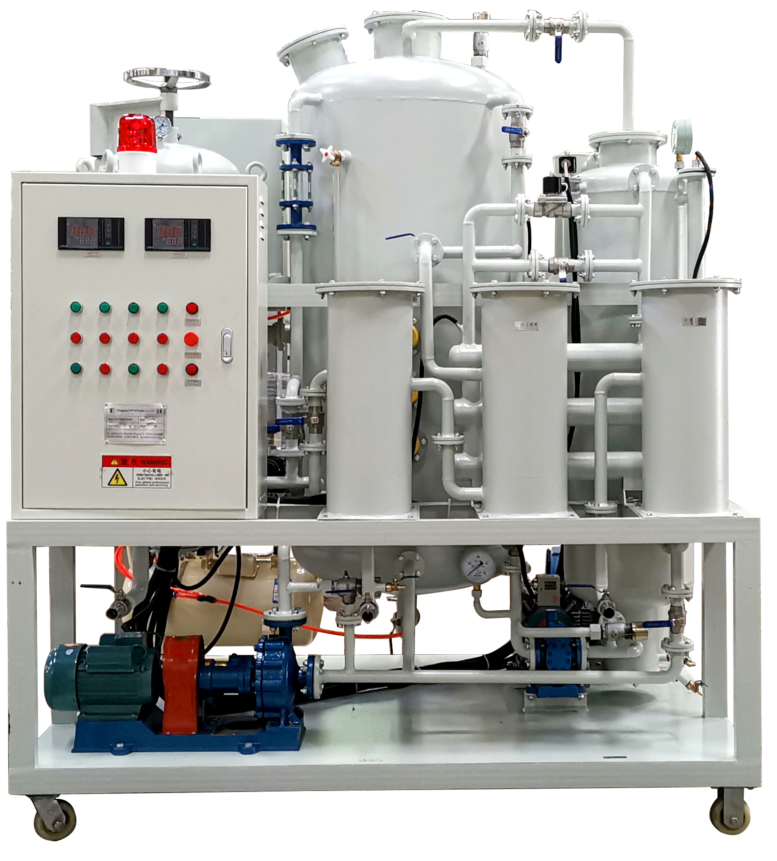 TYS oil purifier