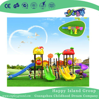Backyard Fantasy Slide Children Playground For Sale (BBE-B19)