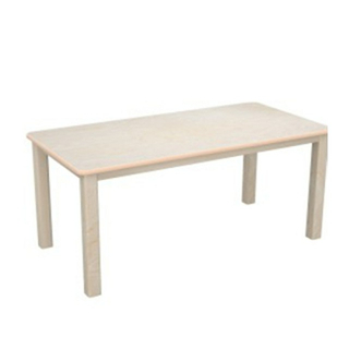Preschool Multilayer Board Toddler Rectangle Table (19A3302)