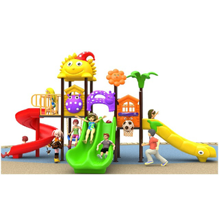 Kindergarten Cartoon Little Children Playground (BBE-N39)