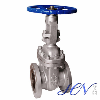 API Bolted Bonnet Carbon Steel Flanged Handwheel Gate Valve