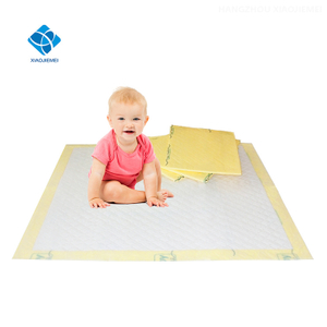 Disposable Wood Pulp Magic SAP Fast Speed Absorbency Portable Baby Changing Pads