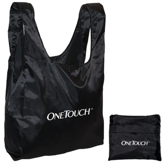 Eco-Friendly Foldable Polyester T-Shirt Shopping Bag Shopper Bag (TP-SP637)