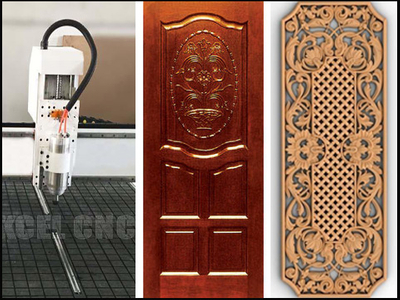 The selections to choose the spindles of industrial wood cnc router for crafts and furniture