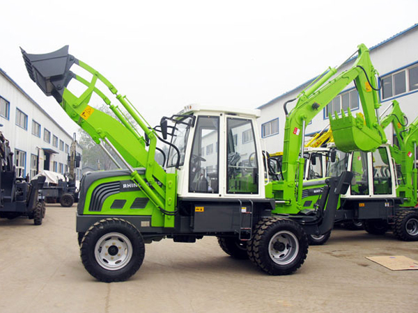 FOTMA FM780 backhoe loader price