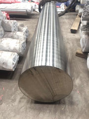 Hot forged stainless steel round bar for shaft