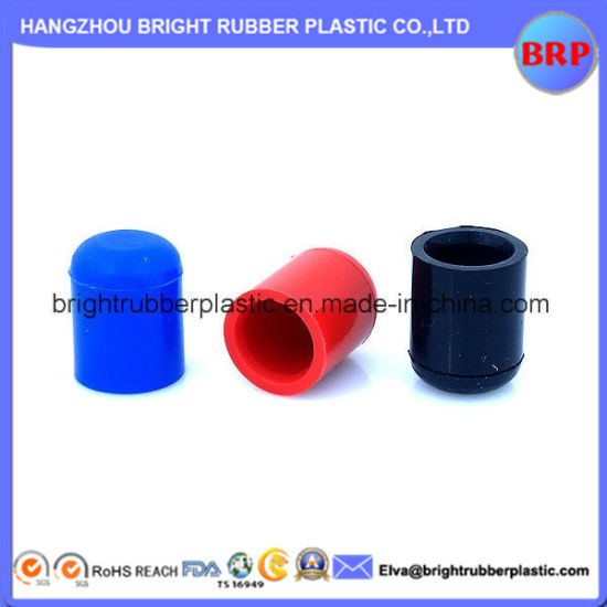 New Design Colored Silicone Cap