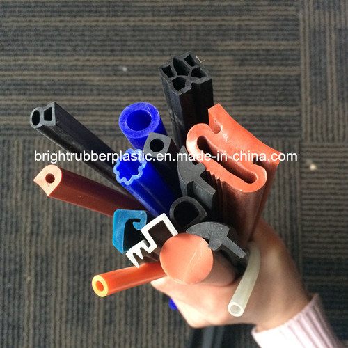 Customized EPDM/Silicone/PVC Rubber Extrusion Seal Strip