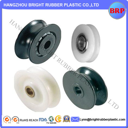 Customed Plastic Pulley with Beautiful Design