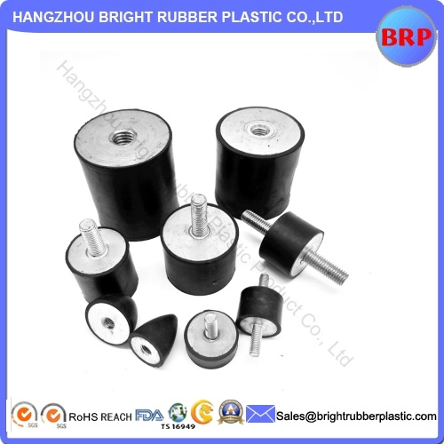 Rubber Bonded to Metal Shock Absorber