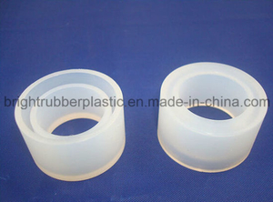 Clear Custom Silicone Rubber Flexible Hose Pipe