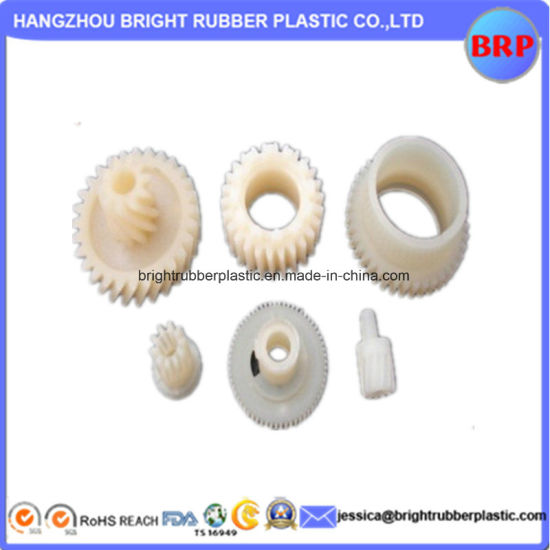 OEM High Quality Rubber Gear in Chemical Hydraulic Metallurgical Petroleum Coal Mine Agricultural Machinery Machine Tools