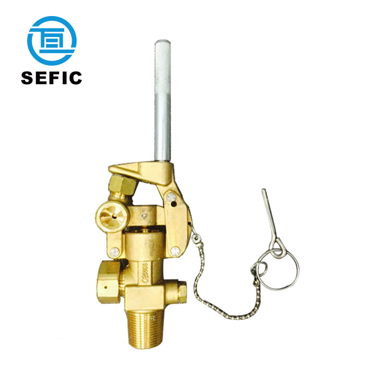Professional Design Fire Extinguisher Valve for Co2 Fire Extinguisher