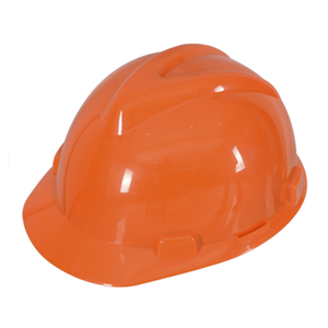 Safety equipment protection V type ABS construction site safety helmet