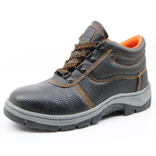RB1080 cemented rubber sole rocklander brand safety shoe