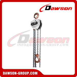 DS-EX-C 0.5-30T Spark Proof Chain Hoist, Explosion-proof Chain Block