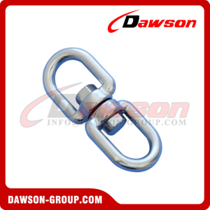 Stainless Steel Swivel Eye & Eye, SS 304 Eye to Eye Swivel Ring