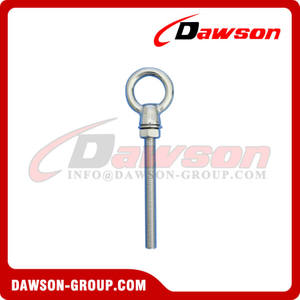 Stainless Steel JIS1169 Eye Bolt Long Shank with Washer Nut
