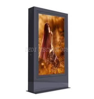 Outdoor Advertising Display 65inch IP65 for Advertising