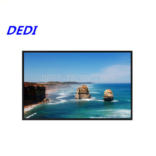 43inch outdoor media player open frame lcd panel with power supply AD board