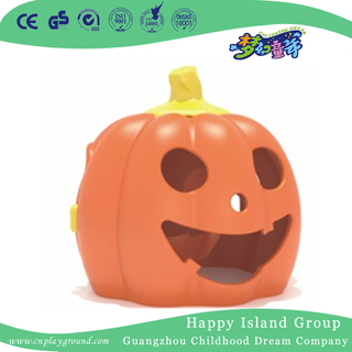 Indoor Plastic Toys Playground Pumpkin House For Kids Play (ML-2012101)