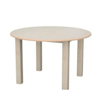 School Multilayer Board Round Toddler Table For Sale (19A3301)