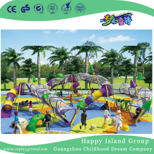 Amusement Park Outdoor Large Climbing Net Playground Equipment (HHK-6901)