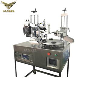 Price of Desktop Automatic Plastic Tube Sealing Machine Cosmetic Tube Sealer