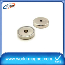 High quality strong n35 permanent disc neodymium magnet