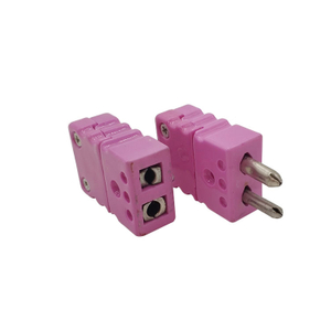 Type N thermocouple ceramic connector (ZZ-S16)