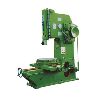BQ5040 high precision slotting machine for metal