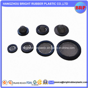 OEM High Quality Rubber Mesh Filter
