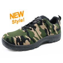 SP8084 PVC injection steel toe cap fashion sport safety work shoe