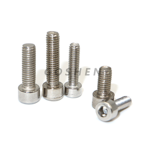 Stainless Steel 316 M20*40 Socket Head Cap Bolts