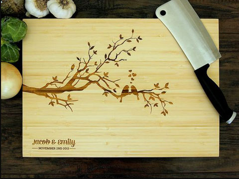 cnc co2 laser engraving cutting router machine for customized wood