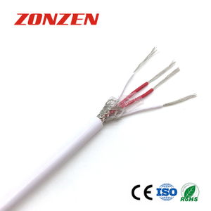 FEP insulated Resistance Temperature Detector Cable (RTD Wire)