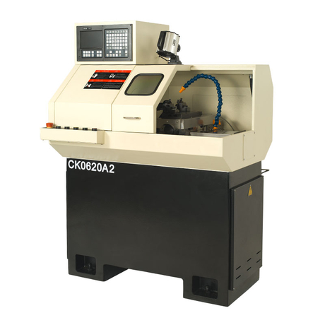 CK0620A CNC Lathe Machine with High Accuracy