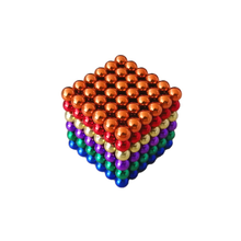 High Quality 5mm magnet ball/magnetic buckyballs