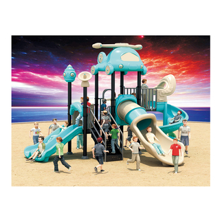 Outdoor Children Play Outer Space Playground for Kindergarten (HJ-10803)